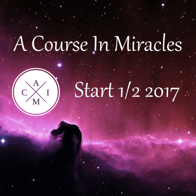 A Course In Miracle