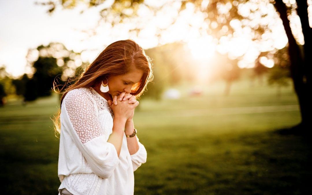 En tacksam bön