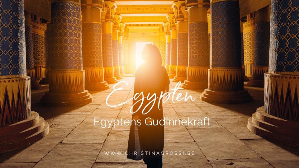 Event Egypten – Gudinnans återkomst